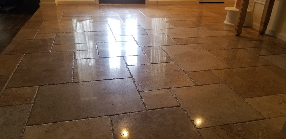 How Do You Deep Clean Tile Grout?