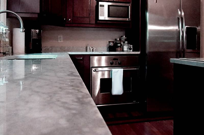 Can You Make Your Marble Counters Matte?