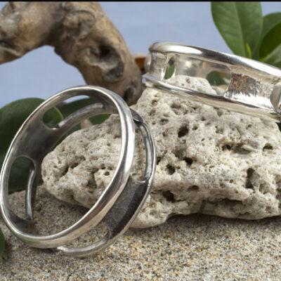 Bangle Silver Bracelet