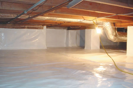 Crawlspace Monitoring Program
