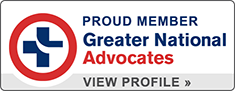 Membership Logo of the Greater National Advocates Association