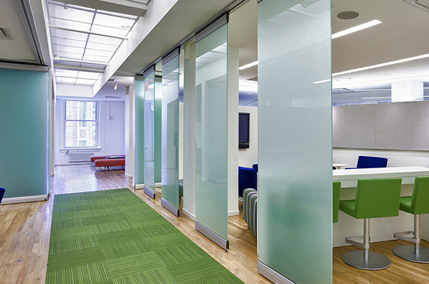 Kwik-wall panelfold installation texas operable partitions
