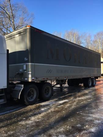 2004 40' Great Dane dry van semi trailer (Sterling CT) $3900