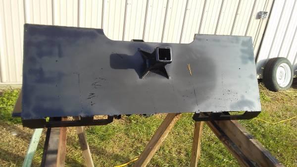 Bobcat skid steer trailer spoter (LaCygne KS) $200