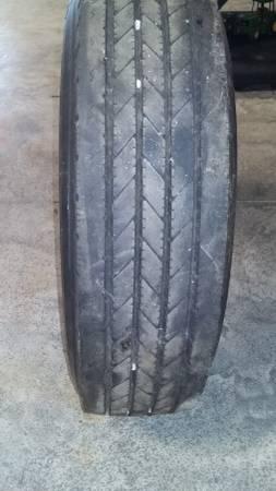 Trailer Tire (Jenera) $225