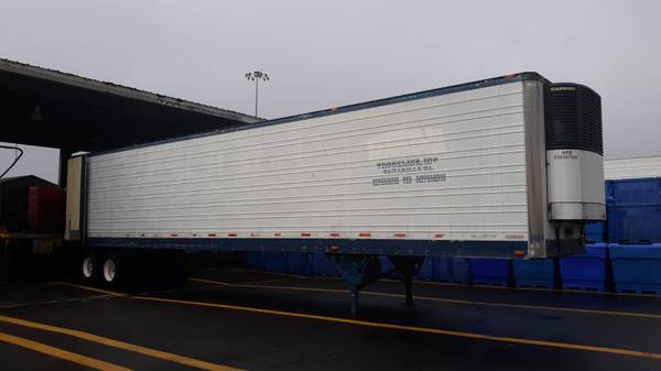 Semi Truck Trailer $4500