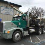 Peterbilt 377 3 Axle Day Cab Log Truck Logger Ready To Work! (woodbridge) $26500
