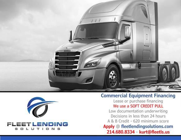 Truck, Trailer & Construction Equipment Financing (Scranton)