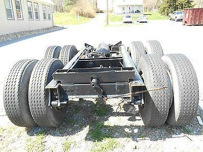 Semi trailer tandem/suspension (Kendallville, IN) $2500