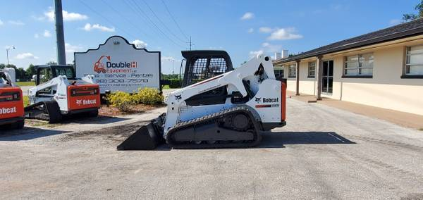 2015 Bobcat T650 OROPS Skid Steer Financing Available (Wauchula, FL 33873)