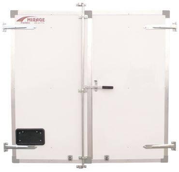 Semi Trailer Dry Van Rear Swinging Doors (kansas city) $150