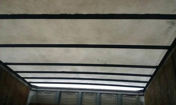 Semi Trailer Roof Repair kit (kansas city) $100