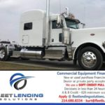 Truck, Trailer, AG & Construction Equipment Financing (Baltimore)