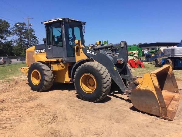 2012 John Deere 544K with TIER 3 ENGINE (CALL TOBY 229-221-4493) $79900