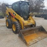 2013 CAT 262C XPS Skid Steer For Sale (Springtown) $29500