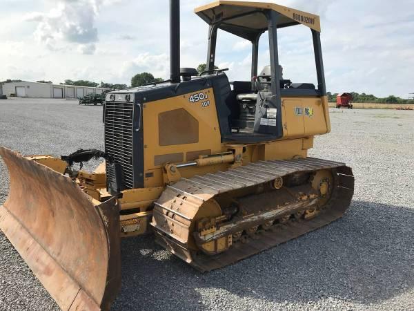 2013 John Deere 450J Dozer (CALL TOBY 229-221-4493) $52900