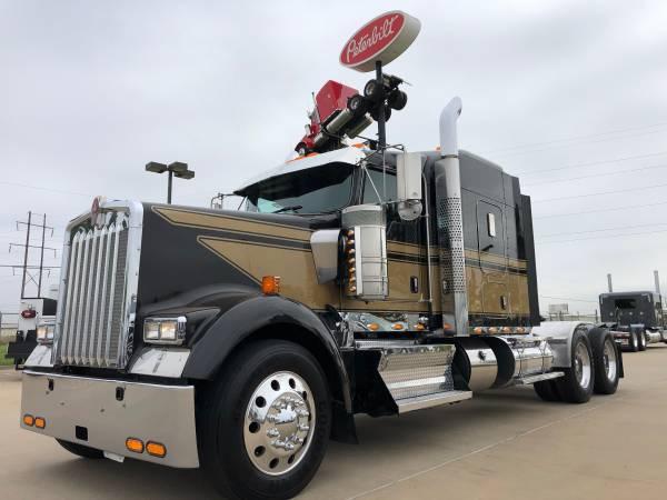 "2016 ""Snowman"" Kenworth W900 (Oklahoma City) $99977"
