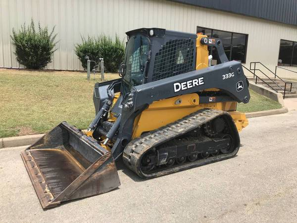 2017 John Deere 333G with HIGH FLOW (Call Toby 229-221-4493) $49900