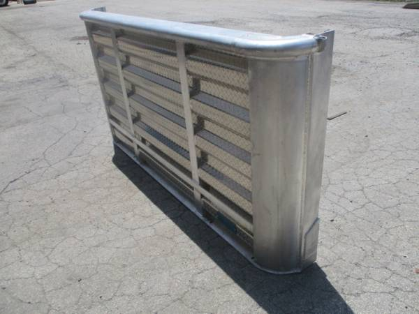 Aluminum Truck Bulkhead | We Ship Nationwide | Save BIG! (repurposedMATERIALS)