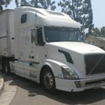 Semi Volvo for sale (corona ca) $21000