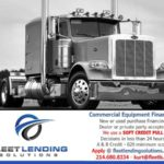 Truck, Trailer & Construction Equipment Financing (New York)