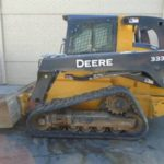 Very clean 2015 John Deere 333E Skid Steer / Compact Track Loader (CALL TOBY 229-221-4493) $44900
