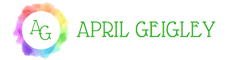 April Geigley Logo