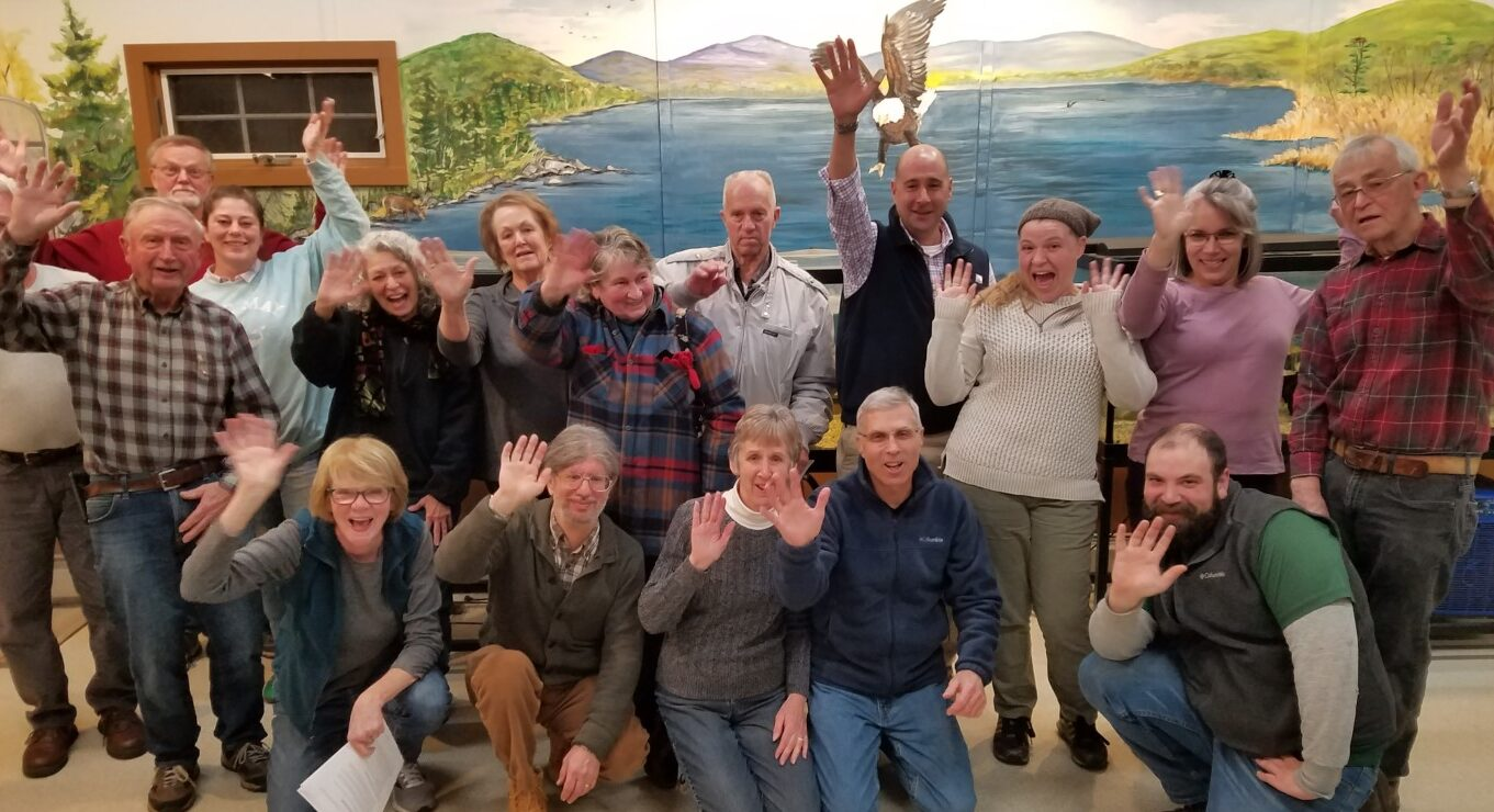 Friends of Moreau Lake Receives Grant