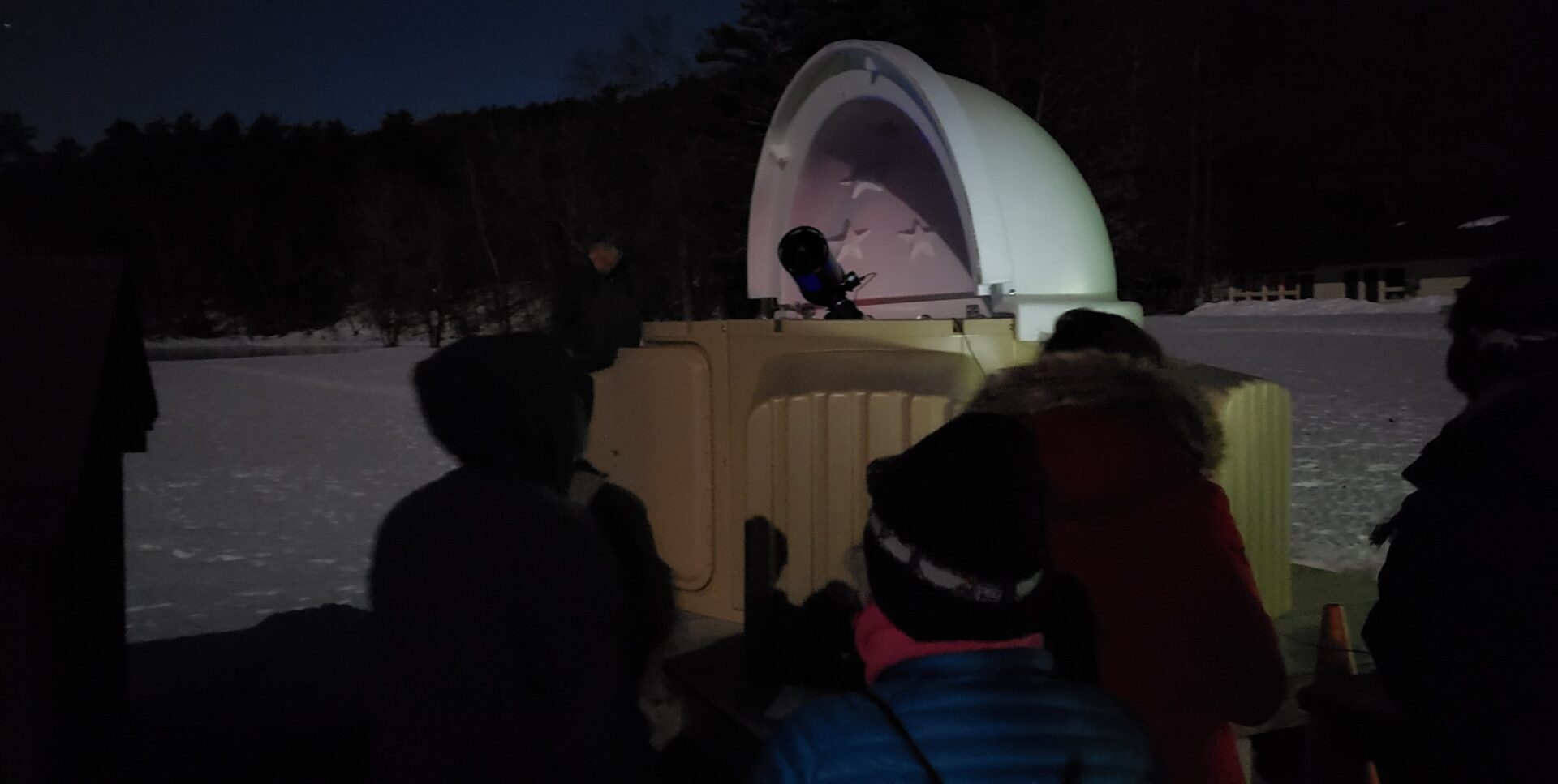 Personal Observatory Dome (POD)