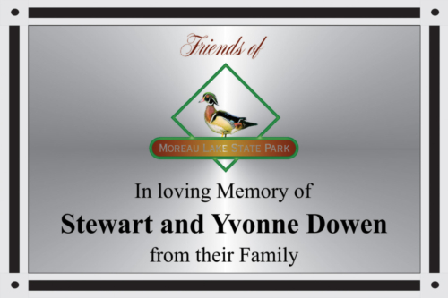 Dowen Family Plaque