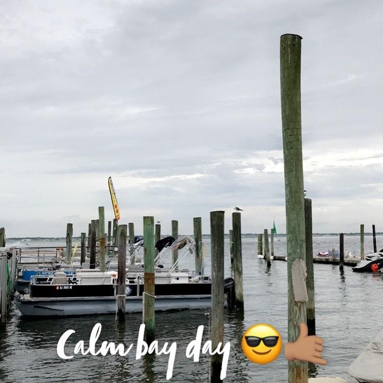 Ocean City Fishing Center Pontoons