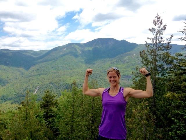 Conquering a Mountain!