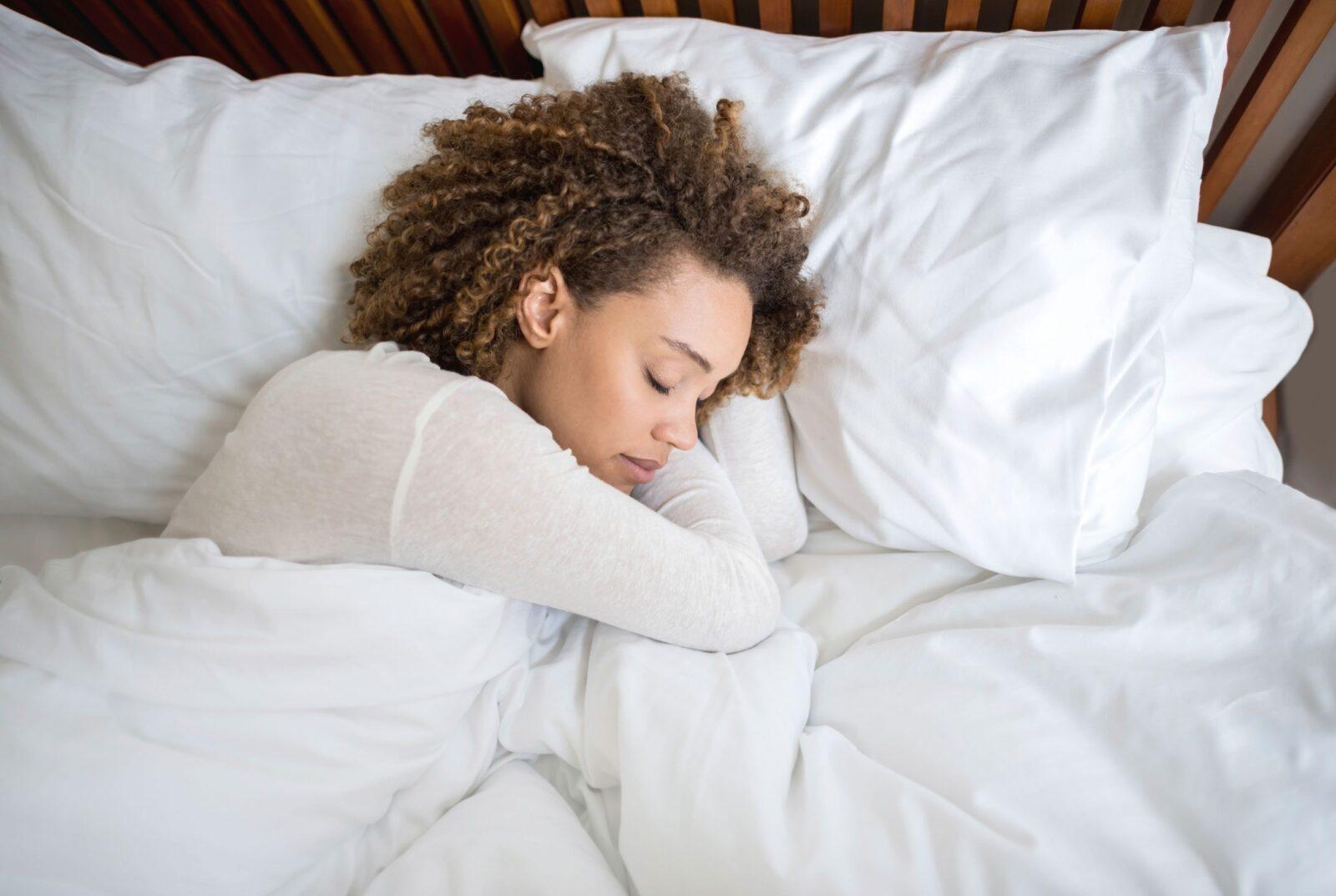 Get a better nights sleep.