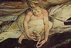 William Blake Painting