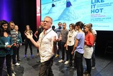 Alexander Techworks goes global at the Berlinale Talent Campus