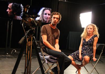 Alexander Technique in Film, Berlin 2013