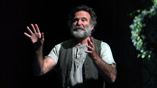 Jean-Louis reflects on Robin Williams' time at Julliard