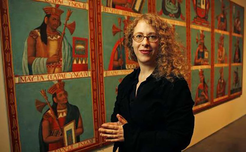 """Student Update: Ilona Katzew opens """"Painted in Mexico, 1700–1790: Pinxit Mexici"""" at LACMA"""
