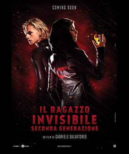 The Invisible Child: Second Generation poster