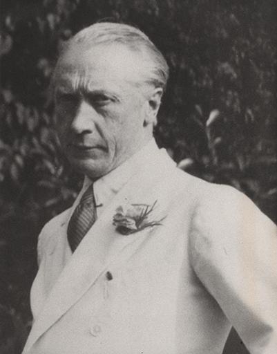 F.M. Alexander, Founder of the Alexander Technique
