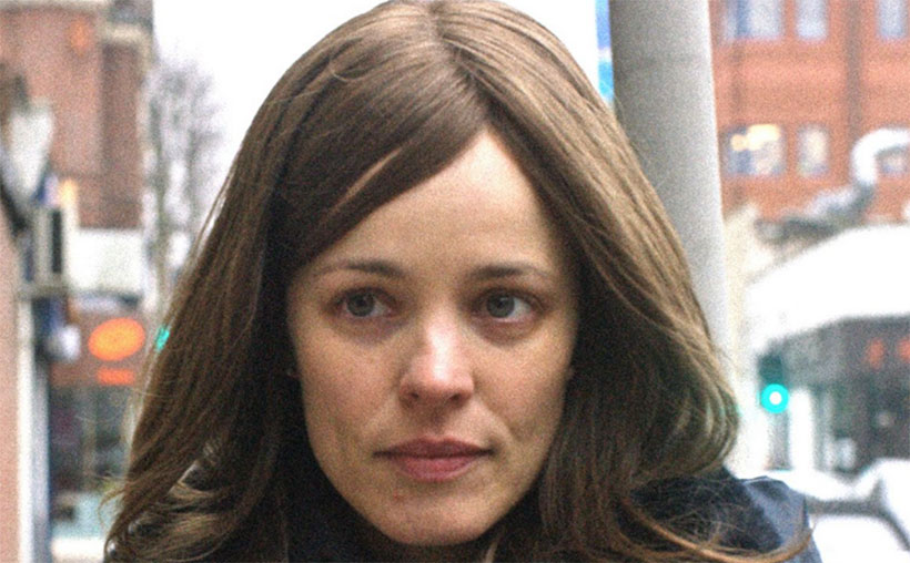 "Jean-Louis Rodrigue coaches Rachel McAdams for ""Disobedience"""