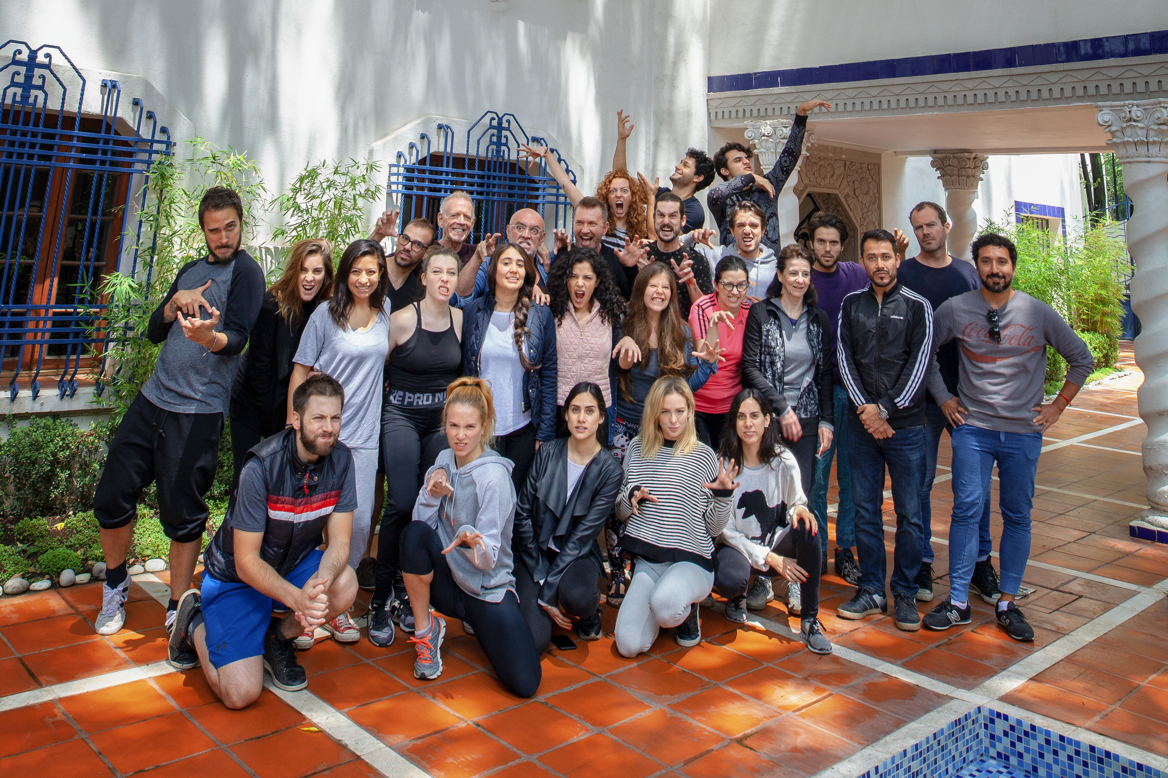 Alexander Techworks conducts first workshop in Mexico City