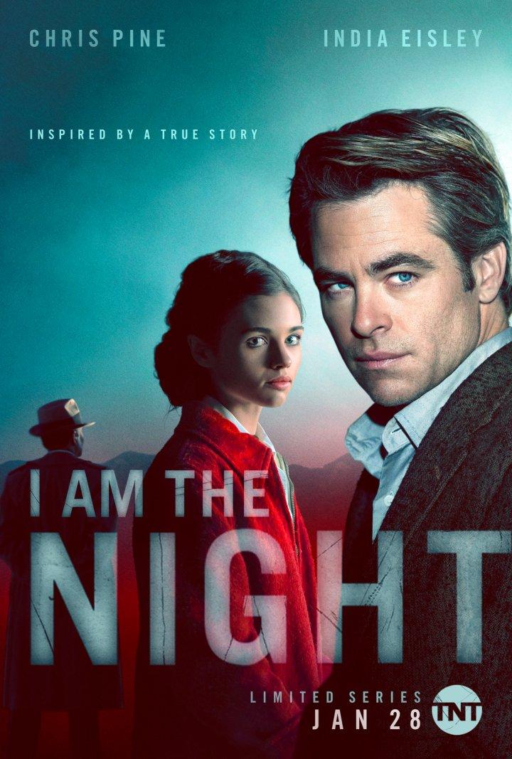 """Kristof Konrad guest stars on TNT's """"I Am the Night"""""""
