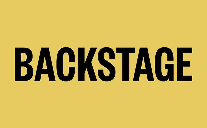 Matt Bomer's Acting Education Is Only Beginning (Backstage)