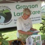 Kathy Cole, Grayson Landcare