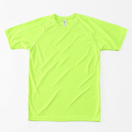 EBAYTA 150g運動快乾(設有童裝至成人碼)短袖圓領T恤(經濟活動款)