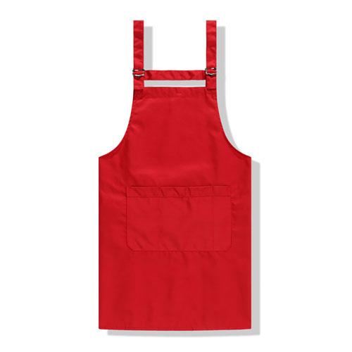 CITY FOCUS 200g 斜紋布三口袋銅扣圍裙 (7色選擇)
