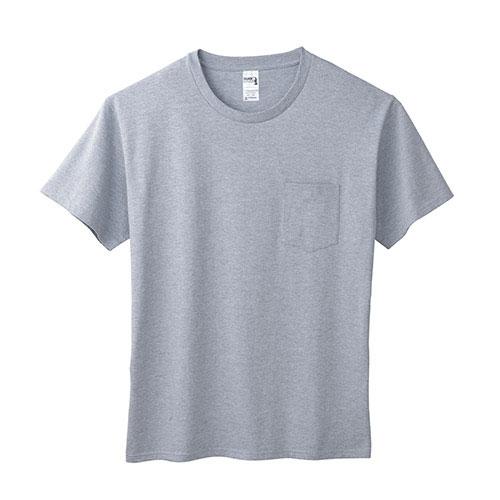 GILDAN HAMMER 210G 全棉平紋短袖有口袋T恤