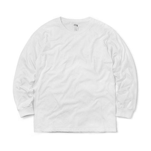 GILDAN HAMMER 210G 全棉平紋長袖T恤