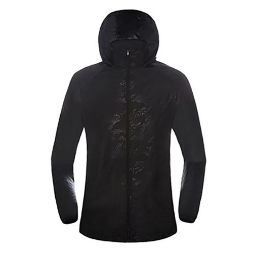 快乾單層防UV輕薄多功能風衣